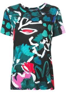 Prabal Gurung floral print T-shirt