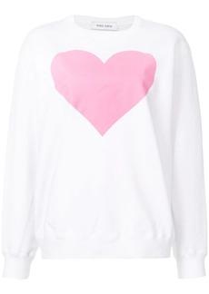 Prabal Gurung heart print sweatshirt