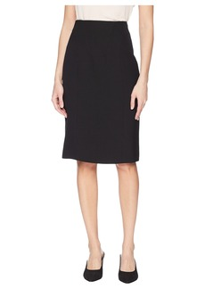 Prabal Gurung Poly Crepe Ohara High-Waisted Corset Pencil Skirt