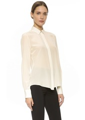 Prabal Gurung Long Sleeve Blouse