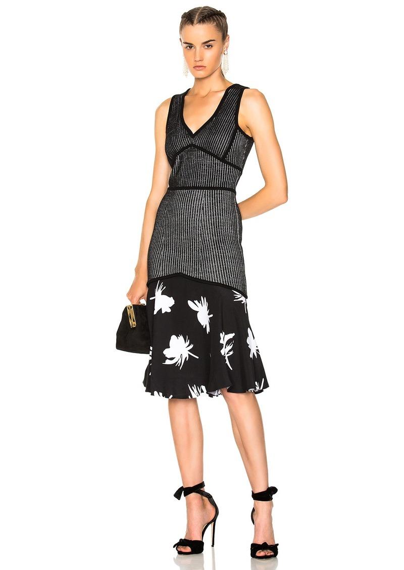 Prabal Gurung Prabal Gurung Sleeveless Flare Skirt Dress  86f4b74f8