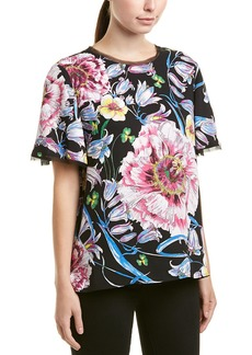 Prabal Gurung Thompson Silk Blouse