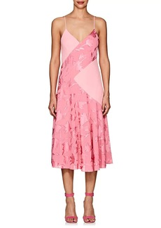 Prabal Gurung Women's Crepe & Fil Coupé Dress