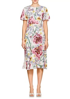Prabal Gurung Women's Victoria Silk Dress
