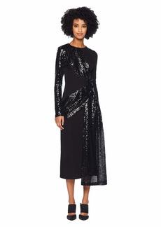 Prabal Gurung Shilu Twist Front Dress