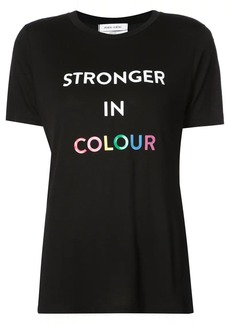 Prabal Gurung stronger in colour T-shirt