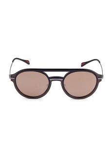 Prada 51MM Round Sunglasses