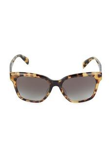 Prada 56MM Square Sunglasses