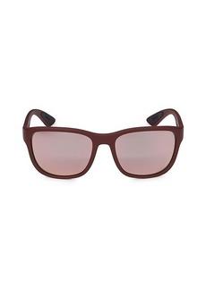 Prada 59MM Wayfarer Sunglasses