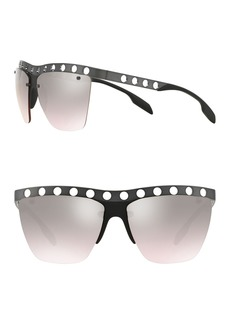 Prada 62mm Shield Sunglasses