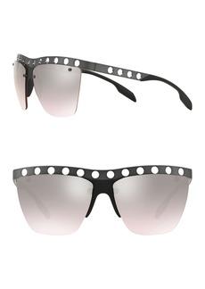 Prada 62mm Shield Sunglasses