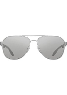 Prada aviator frame sunglasses