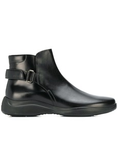 Prada backstrap ankle boots