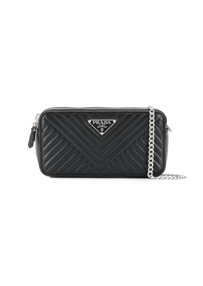 cd6499f58b64ae Prada Bandoliera cross body bag | Handbags