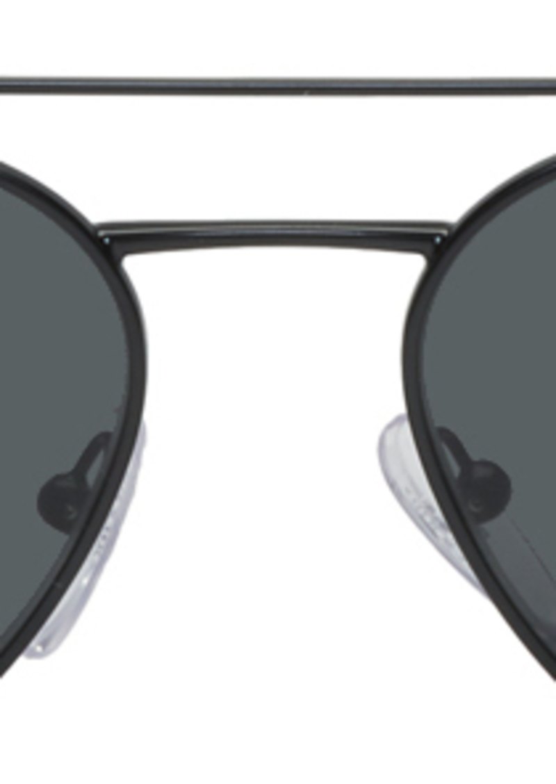 Prada Black Metal Frame Sunglasses