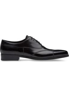 Prada Brushed Oxford shoes