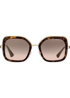 Prada Cinéma square-frame sunglasses
