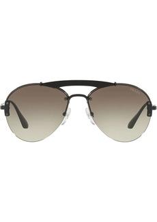 Prada classic aviator sunglasses