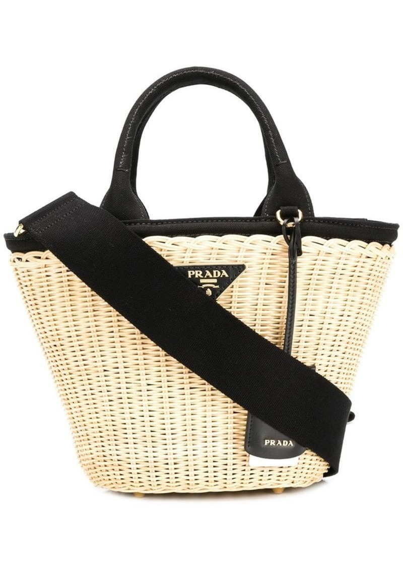 classic beach bag