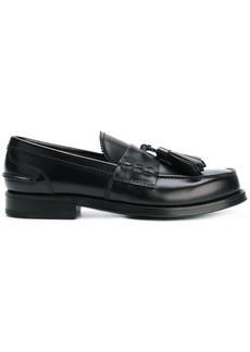 Prada classic fringed loafers