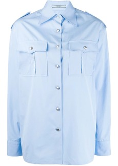 Prada classic pocket shirt