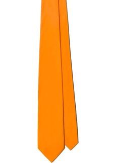 Prada classic poplin tie