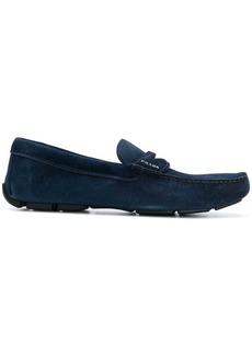 Prada classic Saffiano loafers