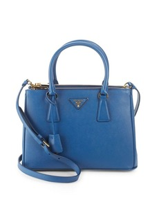 Prada Convertible Leather Tote