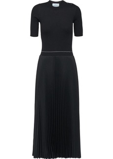 Prada Crepe de Chine long dress