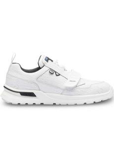 Prada crepe-effect sneakers