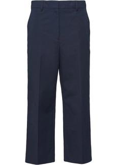 Prada cropped chino trousers