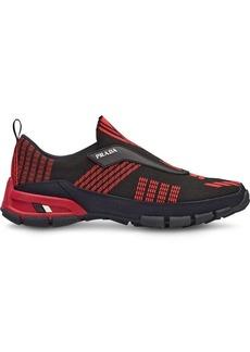 Prada Tech Mouline sock sneakers