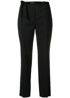 Prada embellished tailored trousers