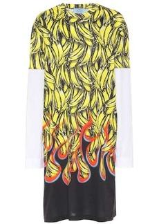 Prada Exclusive to Mytheresa – printed T-shirt dress