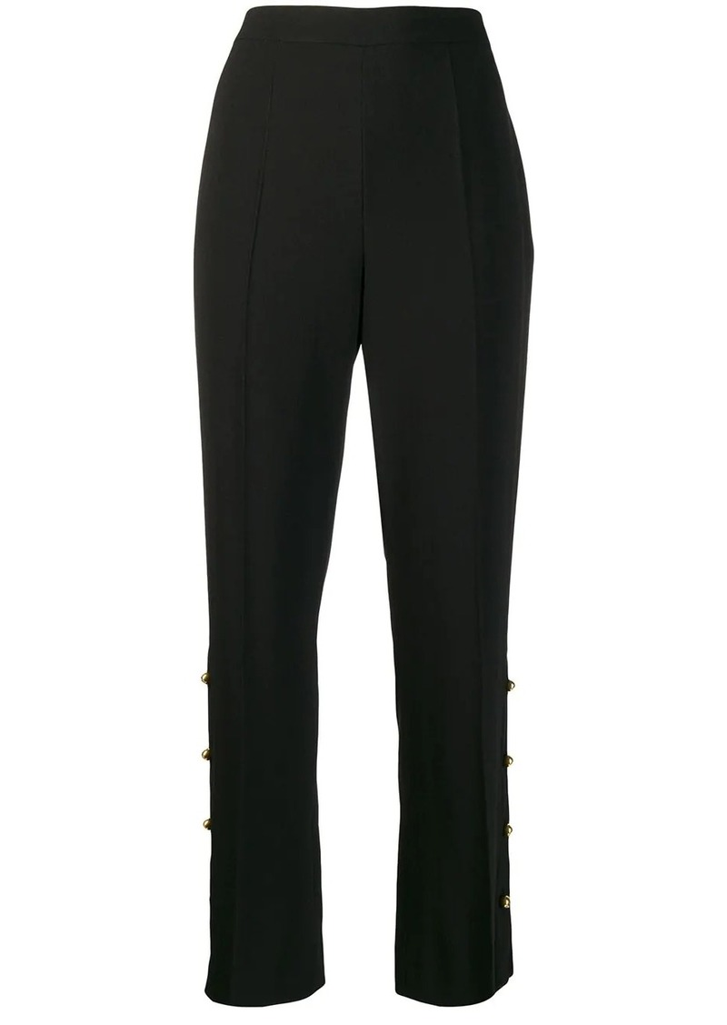 Prada flared trousers