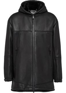 Prada front-zip coat