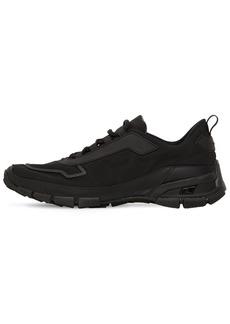 Prada Gabardine Soft Nylon Sneakers