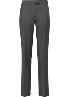 Prada high waist tailored trousers