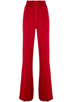 Prada high-waisted straight-leg trousers