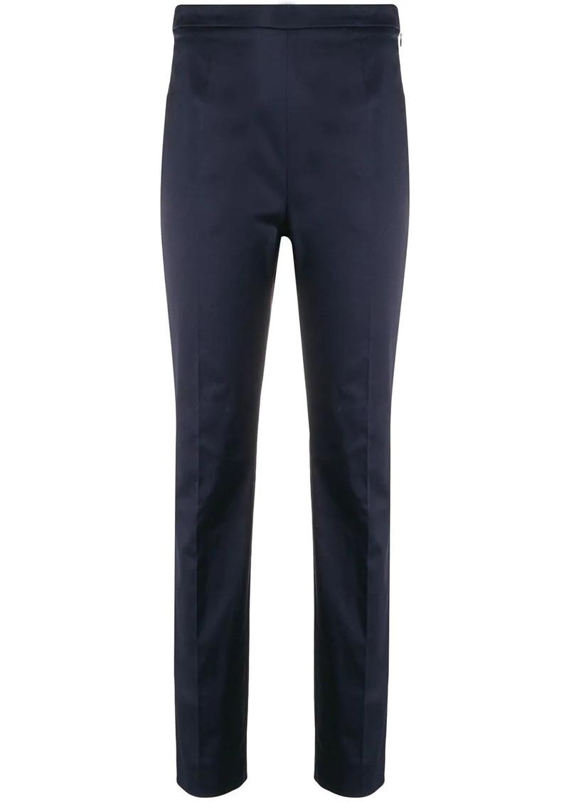 Prada high-waisted straight trousers