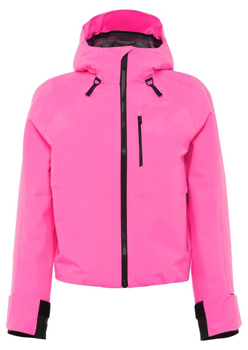 Prada hooded technical jacket