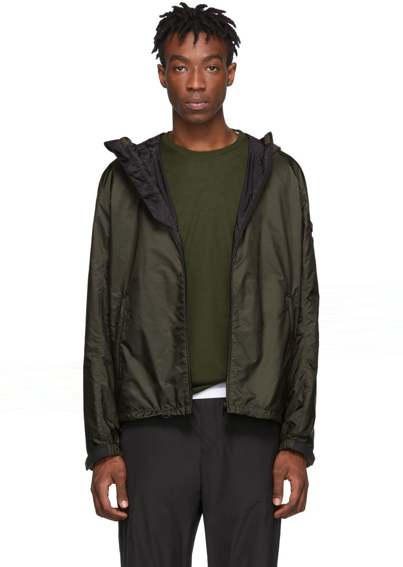 Prada Khaki Nylon Jacket