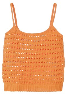 Prada knitted vest top