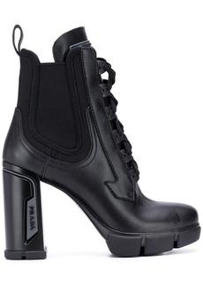 Prada Mountain boots