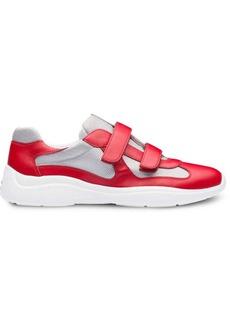 Prada colour-block sneakers
