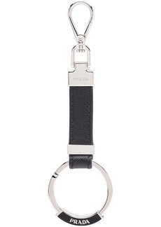 Prada Leather Keychain