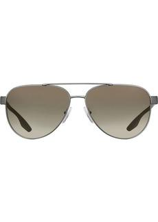 Prada Linea Rossa Stubb sunglasses