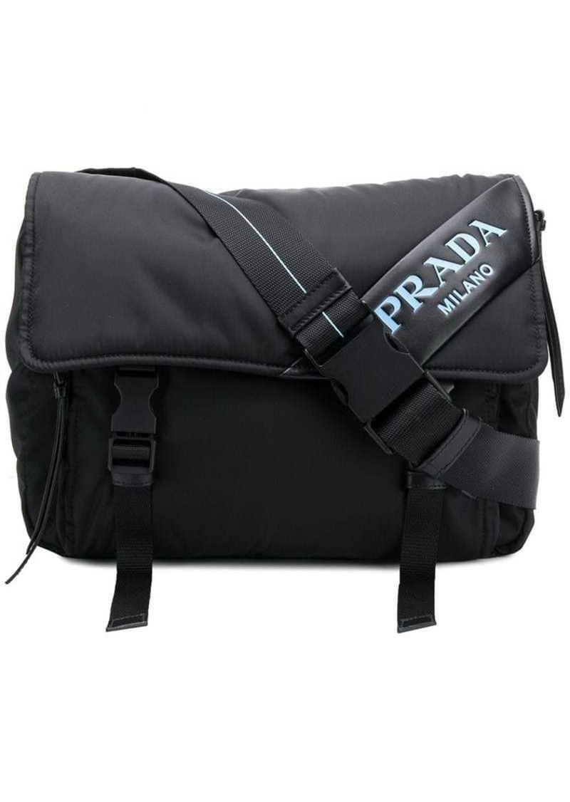 db3e11f0e160 Prada logo belt bag