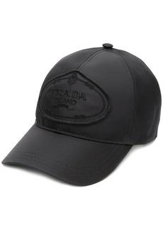 Prada logo hat