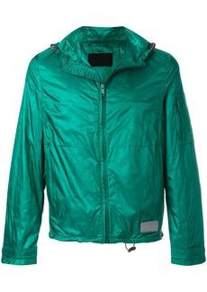 Prada logo lightweight jacket